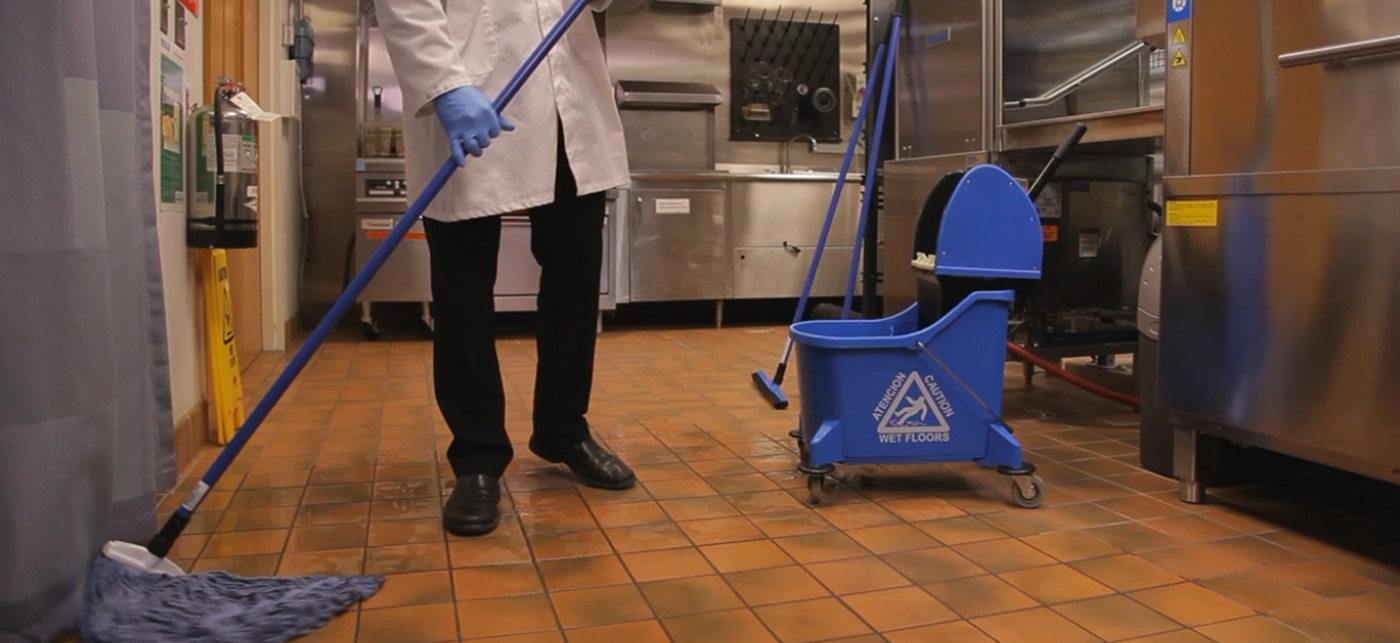 restaurant and commercial kitchen cleaning services